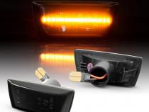 Lampi LED semnalizare dinamica compatibila Opel Astra, Corsa