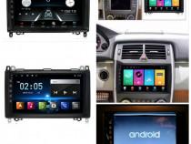 "Navigatie 9"" Android 9.0 2gb vito viano sprinter crafter"