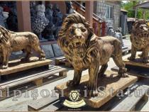 Statuete lei mari și mici pentru curte, grădină, porți.