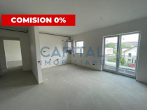 Apartament nou, 2 camere, 53mp, balcon, zona The Office, com