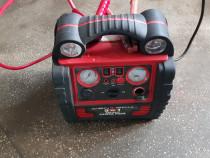Robot pornire masina cu compresor