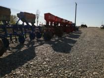 Prasitoare cultivator rarița 5 secții cu fertilizare