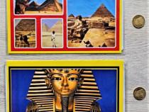 Seturi de monede și timbre din Egipt din Cairo