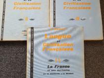 Cours de langue et de civilisation francaises (vol 2-4)