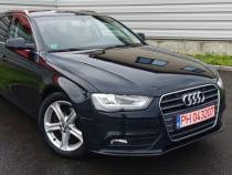 Audi a4~ Rate~2014~cutie automata~E 5~piele alcantara~~LED