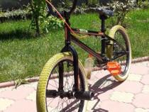 "Bicicleta BMX rooster jammin 20"""