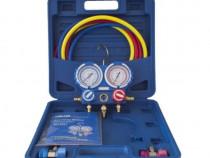 Încărcare freon și detectare pierderi verificare compresor