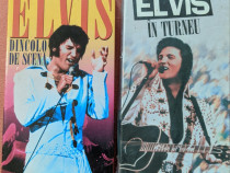 Elvis 2x casete VHS
