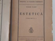 Carte veche tudor vianu estetica editie completa