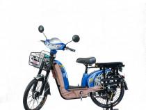 Bicicleta electrica tip scuter RKS Util KM5-S motor 250W, 48