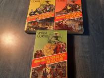 Dinastia Sunderland Beauclair 3 volume Vintila Corbul