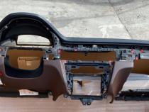 Plansa bord BMW F16 X6, F15 X5 Mocha cu HUD-Head Up Display