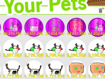Figurine Pet-uri Pet Simulator