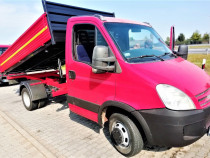 Iveco Daily Basculabil , 35c15, motor 3000, 150 CP , 2008