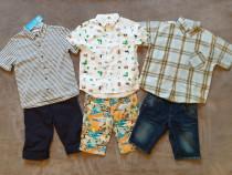 Set tricou si pantaloni copii, marimea 122