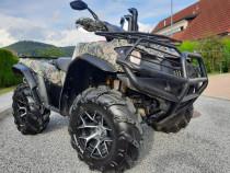 Kawasaki brute force 750 ESP 4x4 2015 inmatriculat politie