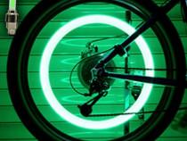 Set de 2 LEDURI pentru roti lumini bicicleta, leduri cu bate