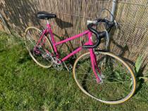 Bicicleta cursiera vintage dama 52 cm