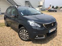 Peugeot 2008, euro 6, BlueHdi, an 2017