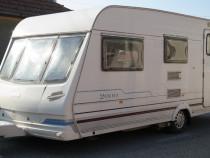 Rulota / Caravana Lunar LX an 2001 cu motor mover si cort