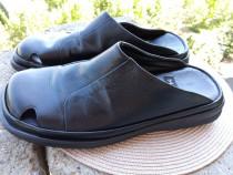 Saboti - sandale piele Marc, mar 42 (26.5 cm)