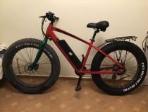 Bicicleta Electrica FatBike Pegas Suprem Dinamic