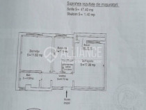 TOMIS NORD - Apartament 2 camere parter cu balcon si central