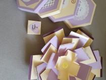 Explosion box hexagonal 5 în 1