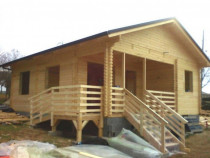 Case garaje containere