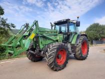 Tractor Fendt 512 c cu încărcător!