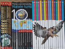 3 enciclopedii de colecție – 32 volume