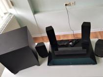 Sony BDV E 2100 sistem 5.1 Home Theater Blu Ray 3D USB WiFi