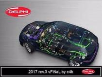 Program diagnosticare Delphi 2017 v3 cars etc.