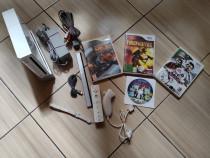 Wii Consola Wii accesorii originale wii mote nunchuck jocuri