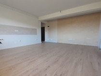 Apartament finisat 2 camere 53 mp, etaj 2 din 4, Floresti