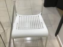 Scaun alb ADDE Ikea