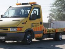 Iveco daily 35c13 platforma transport auto omologat