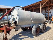 Vitanja cisterna tandem de 5000 litri