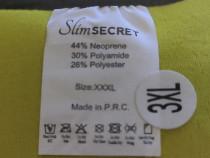 Slim Secret pantaloni si maiou