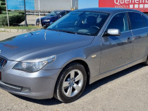 BMW 520d automat 2008 FACELIFT head-up display, xenon, piele