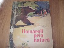 Hoinareli prin natura - Ionel Pop (editia 1965, ilustrata)*