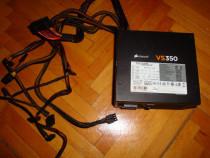 Sursa calculator Corsair VS350 350w 25A 12v