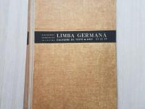 Carte limba germana culegere de texte anii III si IV 1965