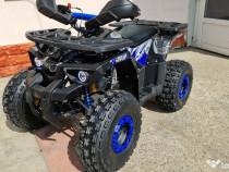 Atv Derbi HUNTER Neon 125cc, 8 Inch , cel mai Nou Model 2021