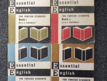 Essential english for foreign students (4 volume) eckersley