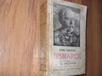 Bismarck. Istoria unui luptator ( veche, rara, 646 pagini )*