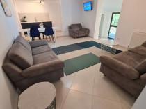 Duplex, parter, Giroc, 3 camere, teren 340mp, utilitati, asf