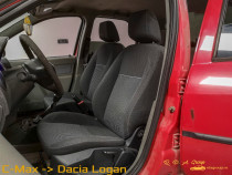 Scaune Ford C-Max cu suporti de adaptare Logan Duster Sander