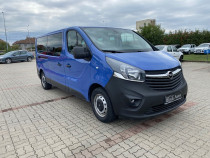 Opel vivaro 8+1 locuri ,1.6 diesel , 125 cp , 2017