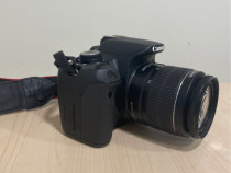 Aparat Foto Canon EOS 650D Obiectiv 18-55 mm